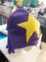 Lumpy Space Princess Hat (extra lumpy!) by OddCurio