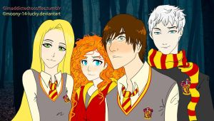 - Gryffindor by Moony-14-Lucky