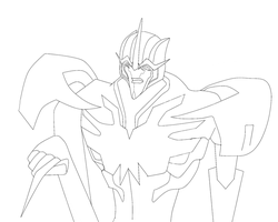 Starscream by arceeenergon