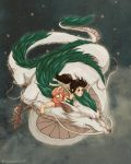 Spirited Away by Plaguedog