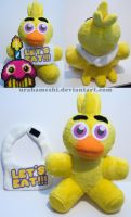 Chica from FNAF Sold by UraHameshi