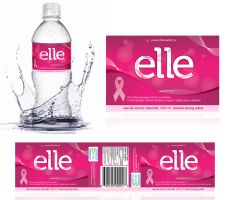 ELLE Woman Water Label WON by chykalophia
