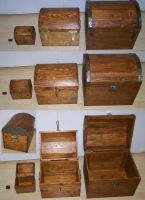A Chest and a chest and a chest by DragonEmotion