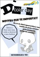 D Color Day poster I by G-gG