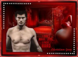 Christian Grey - The red room by mony00055