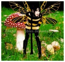 Got To Bee Me by The-Fairy