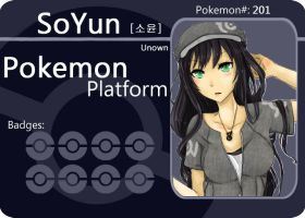 Pokemon Platform ID by The-Noodles