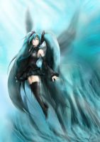 A separation from Darkness Miku by onirinku