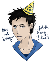 Happy B-Day Craig! by KiriXY