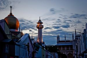 Arab Street by EmbryonicPith