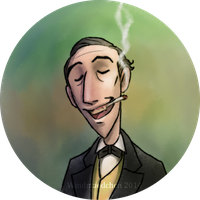 Silly Holmes by Windmaedchen