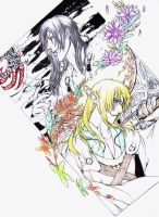 Gilf for Lonymoon color by Kodomina