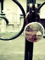 Rusted lock by satyam9999