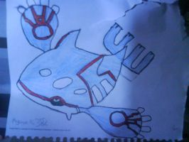 Kyogre by Victini000