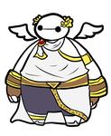 I am Baymax, Servant of the Goddess of Light. by ChibiYouko