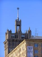 Tower building by saltov-man