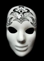 Lace Mask by Slayer-Igraine