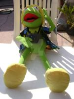 Cool is kermit by magb-19