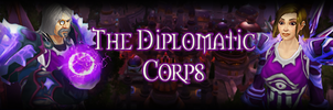 The Diplomatic Corps by AsphyxionAngel