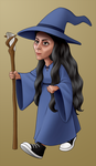 Blue Witch by yoctoparsec
