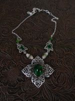 Uaithne by BlackWings-jewelry