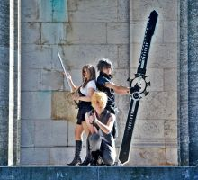 Final Fantasy Versus XIII- IV by X-Tira-Misu-X