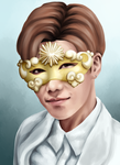 Masquerade Series Sunggyu by mellocat
