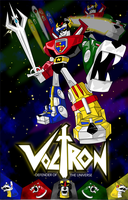 Voltron by kudoze