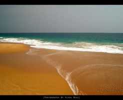 Love the Sea .. by vivekrevi