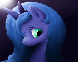 Luna Paint by SweetieBelle-FiM
