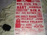Old wrestling poster by Supermutant2099