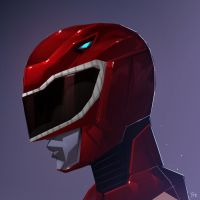 Red Ranger by Toyebot