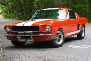 Ford Mustang by jeenyusboy5