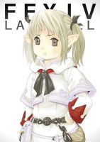 Lalafell from FFXIV by MoreXI