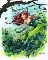 Poison Ivy by taintedsilence