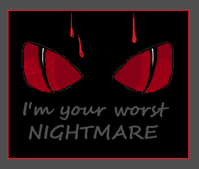 Nightmare by amuos50
