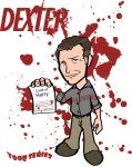 Harry Morgan - Dexter by toonseries