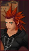Axel - Where's the Ice Cream? by Real-Zerox