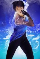 Yuzuru Hanyu by Lady-Was-Taken