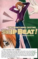 Skip Beat Chapter 3 Cover by kromogami18