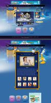 Beauty and the Beast site by floydworx