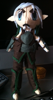 Fenris Plush by wierdstuff