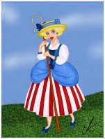 Historic Bo Peep by aniek90