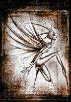 Winged Spiked Faery Fixed by asunder