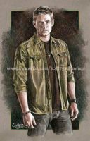 Dean Winchester 2010 by scotty309