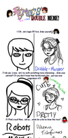 Double meme~ by BioticLumi