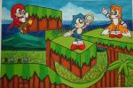 Emerald Hill Zone by Lady-KL
