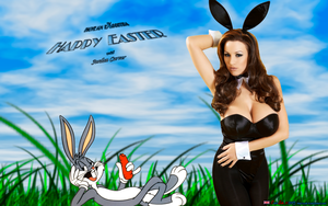 BABEWORLD#63: EASTER EGGxtra #4 JORDAN CARVER by CSuk-1T