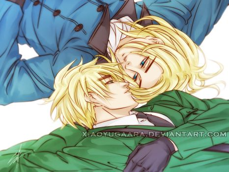 APH: Come closer by xiaoyugaara