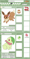 PMD-E: Team Defenders Application by mistyfoxx244